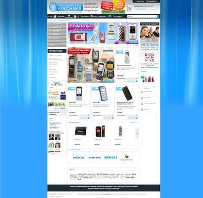 hkk-mobile.de Handy Klassiker als Neuware