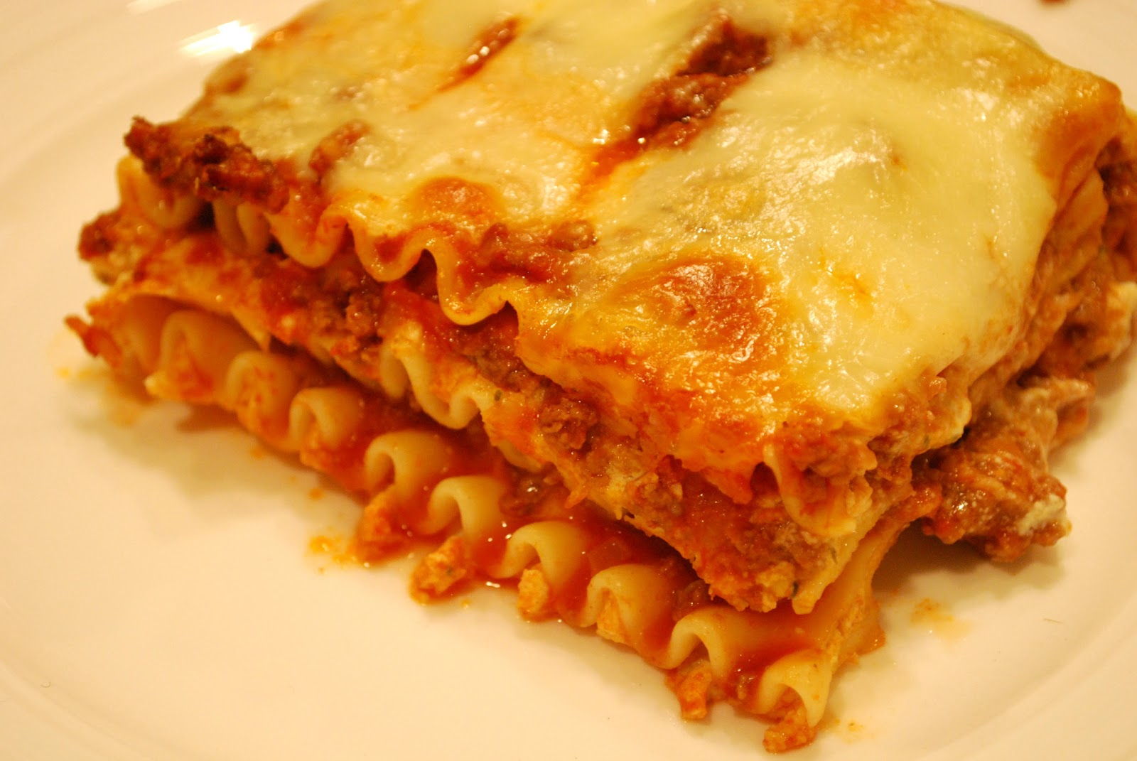classic lasagna recipe with ricotta cheese