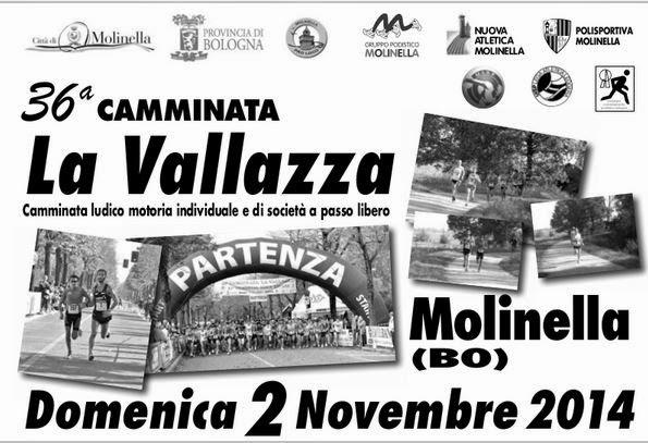 Camminata La Vallazza