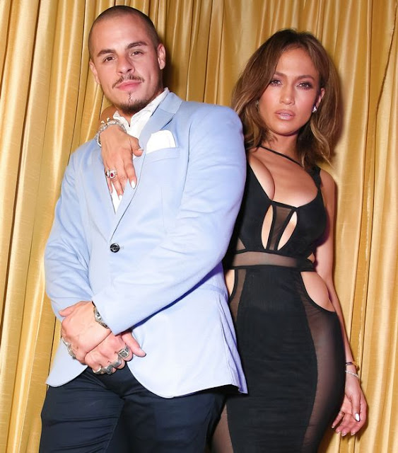 Jennifer Lopez exposing he sexy ass crack in See Through Dress and no underwears Celebrating Her 46th Birthday in Los Angeles