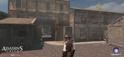 slave camp