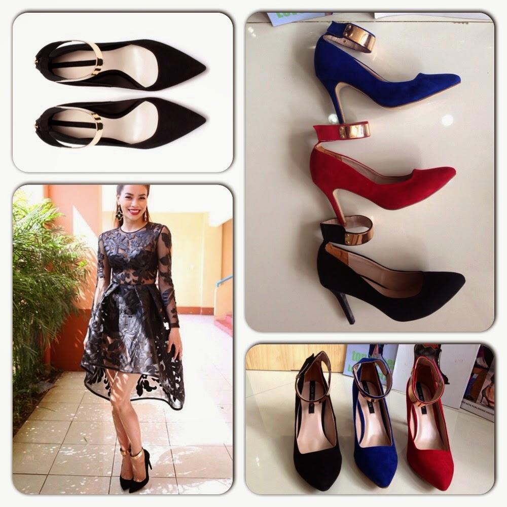 Đại lý phân phối giày dép nữ XK tại HN