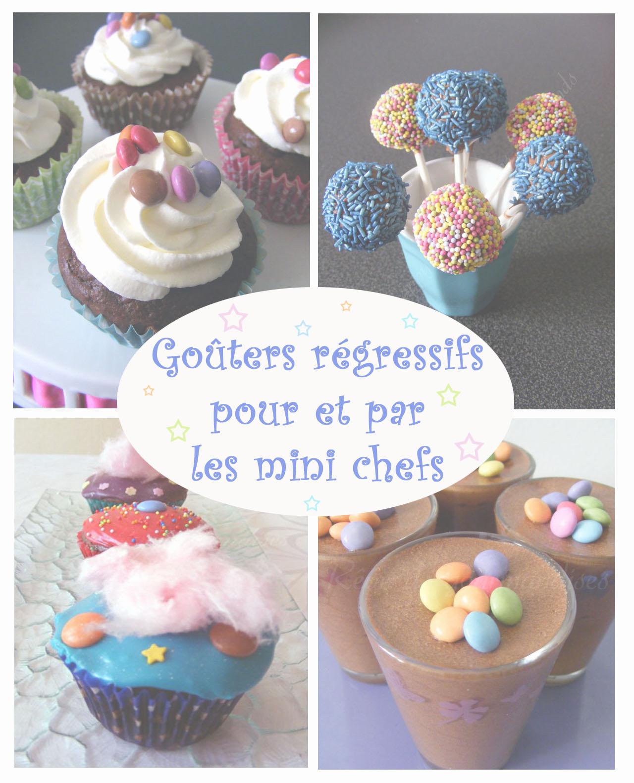 R Ve De Gourmandises 2 Concours Desserts R Gressifs Cupcakes Aux Smarties