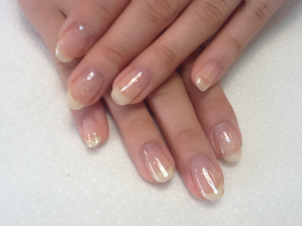 Nail Designs On Clear Nails