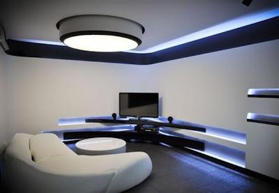 Modern TV Lounge | Home Ideas