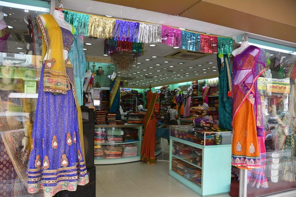 Little India Kuala Lumpur dress