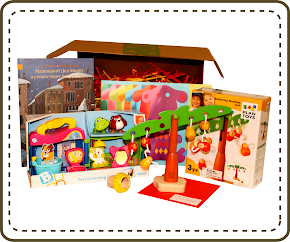 Коробочка AistBox "Сюрприз от Деда Мороза!" (январь 2013)