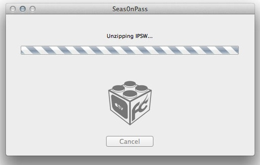 Unzip IPSW with Seas0nPass