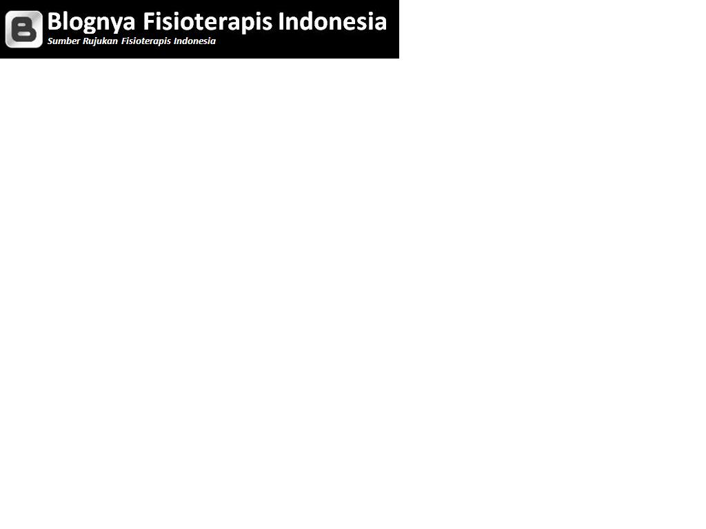FISIOTERAPI INDONESIA