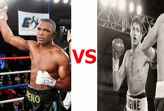Tureano Johnson vs. Mike Gavronski