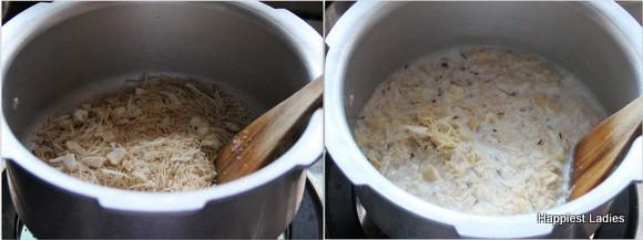 vermicelli semolina coconut  kheer indian sweets