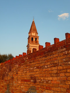 The Santa Caterina Bell Tower