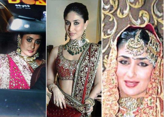 Kareena Kapoor Kareena Kapoor Wedding Pics