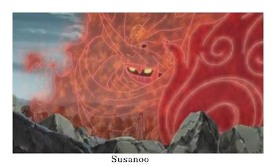 Doujutsu-Mangekyou Sharingan Susanoo