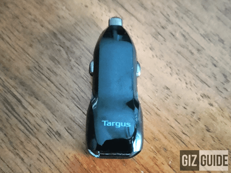 Targus Car Charger With Dual USB Charging Port At 3.4 A Quick Review!