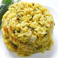 Weight Loss Recipes : Vegetable Rice Pilaf