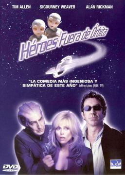 Heroes fuera de orbita – DVDRIP LATINO
