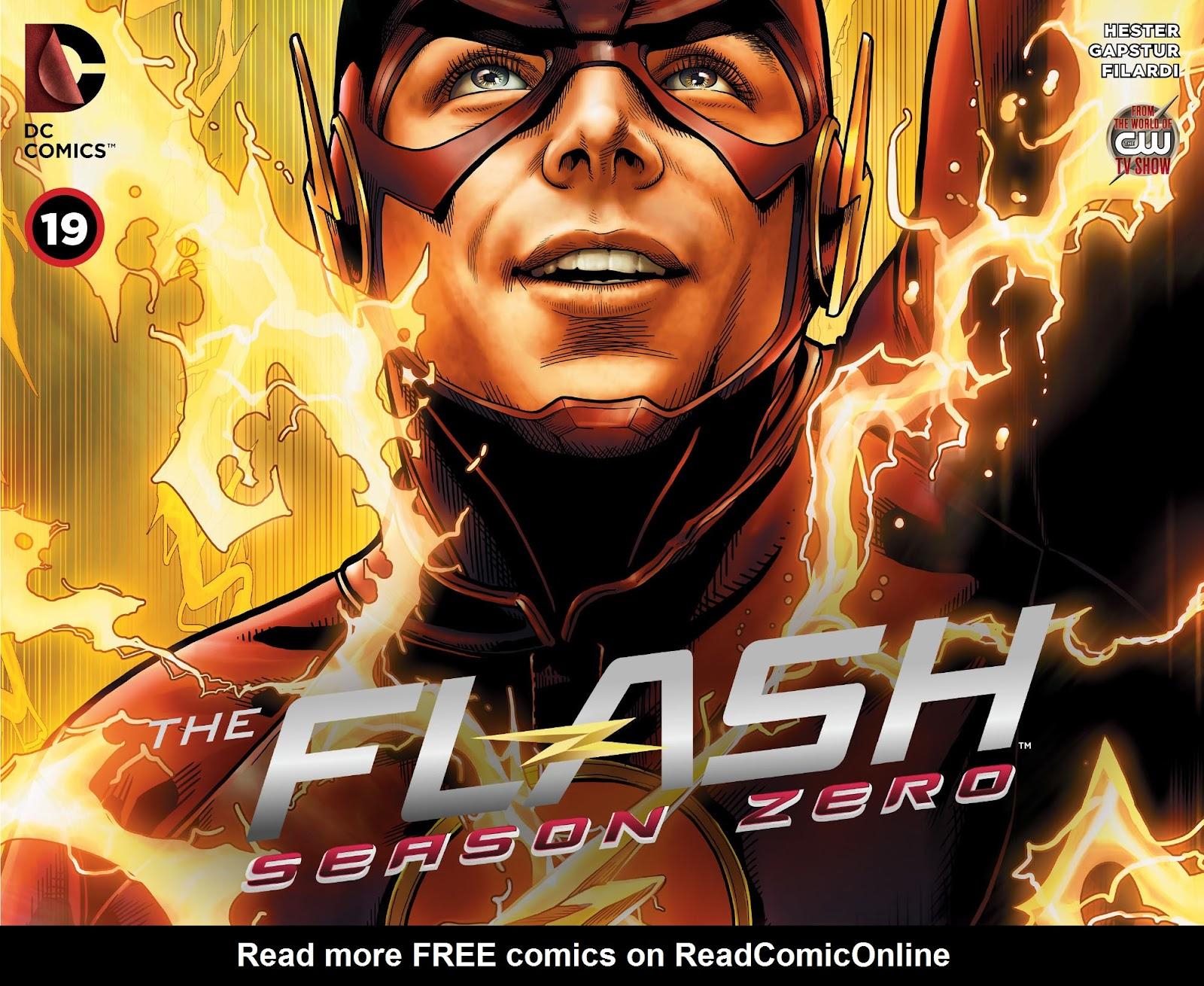 The Flash: Season Zero [I] Issue #19 #19 - English 1
