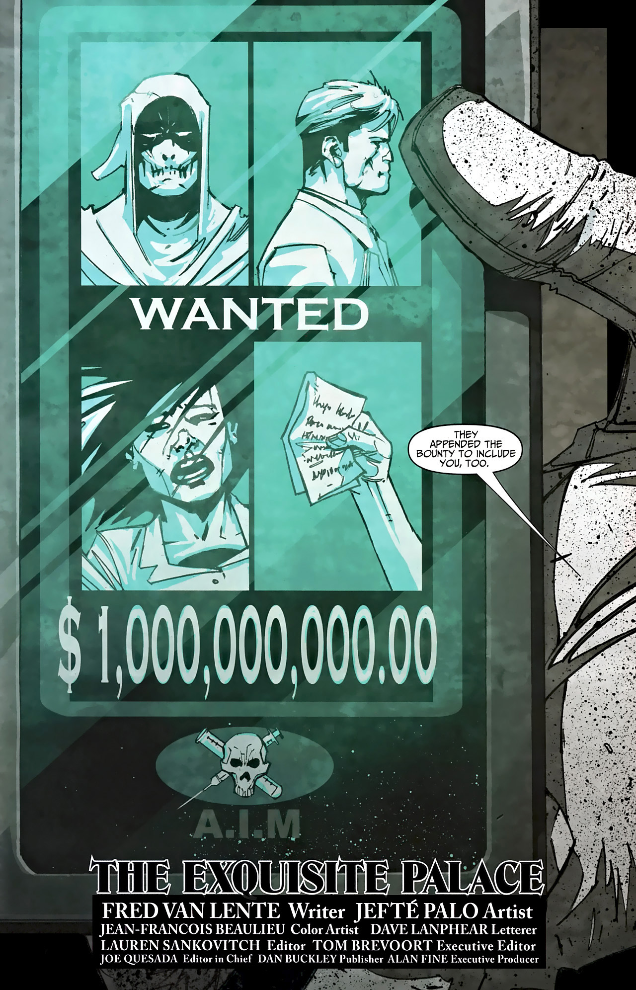 Read online Taskmaster (2010) comic -  Issue #1 - 22