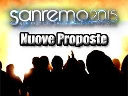 logo sanremo nuove proposte 2015