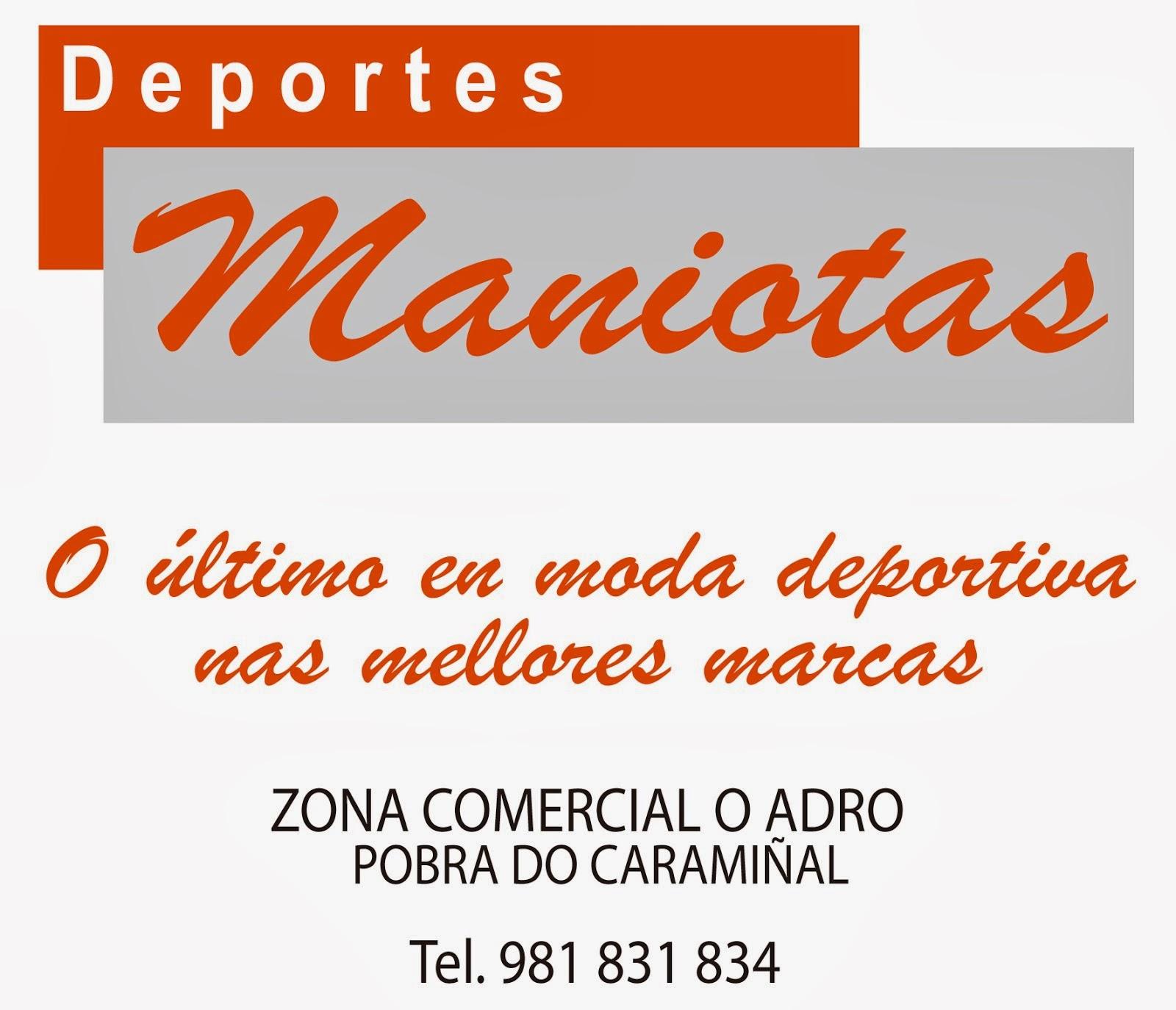 Deportes Maniotas