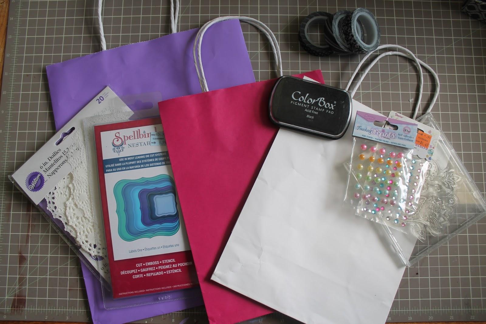 Video diy gift bags idea inspiration gray florals video diy gift bags idea inspiration negle Gallery