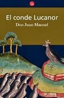 Portada del libro el conde lucanor de don juan manuel
