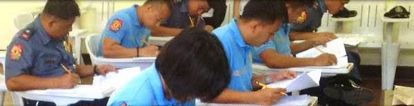 PNP exam