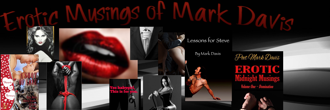 erotic musings of Mark Davis