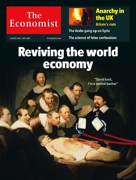 Paper Papers: La portada de The Economist, de Rembrandt a los Sex ...