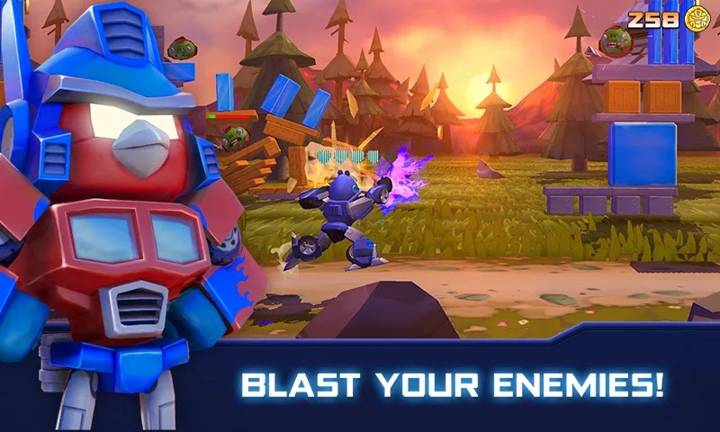 Angry Birds Transformers v1.1.25