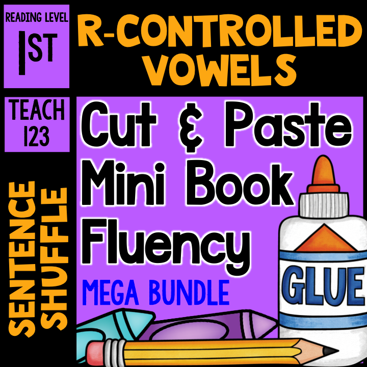R-Controlled Vowel Bundle