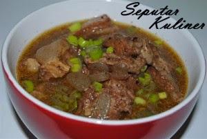 Resep dan Cara Membuat Sop Konro Makassar