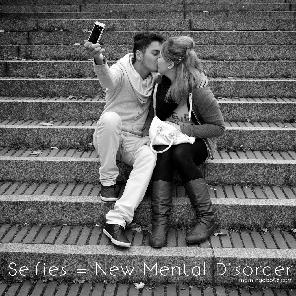 Selfitis Mental Disorder #disorder
