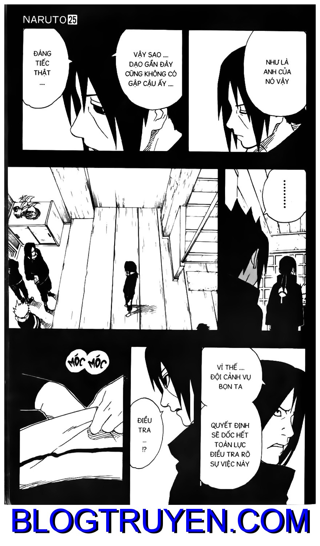 Naruto chap 222 Trang 6 - Mangak.info