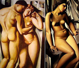 TATIANA DE LEMPICKA, μια μυστηριώδης ζωγράφος