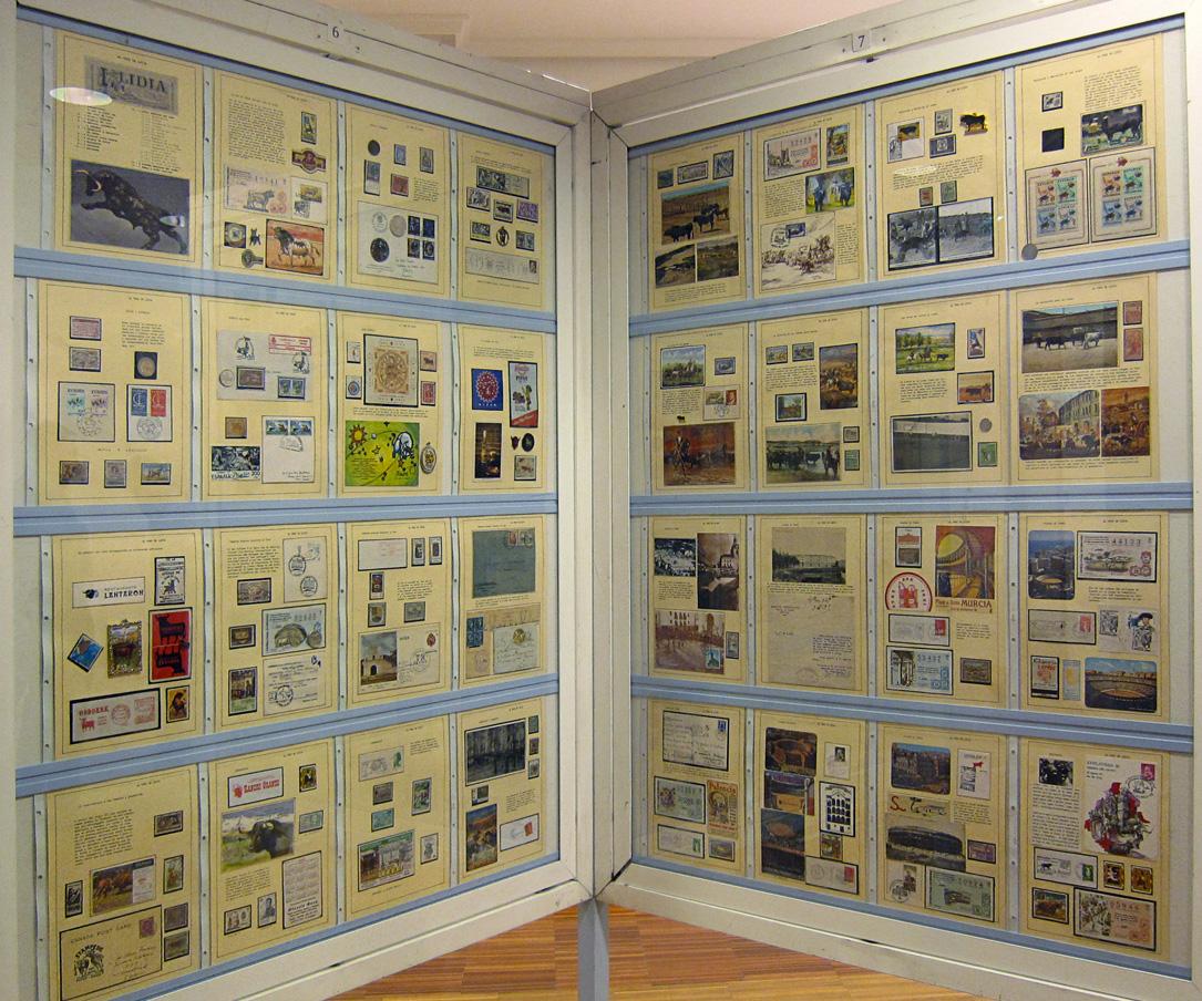 Grucomi inauguradas las xxi jornadas filat licas de gij n for Oficina de correos gijon