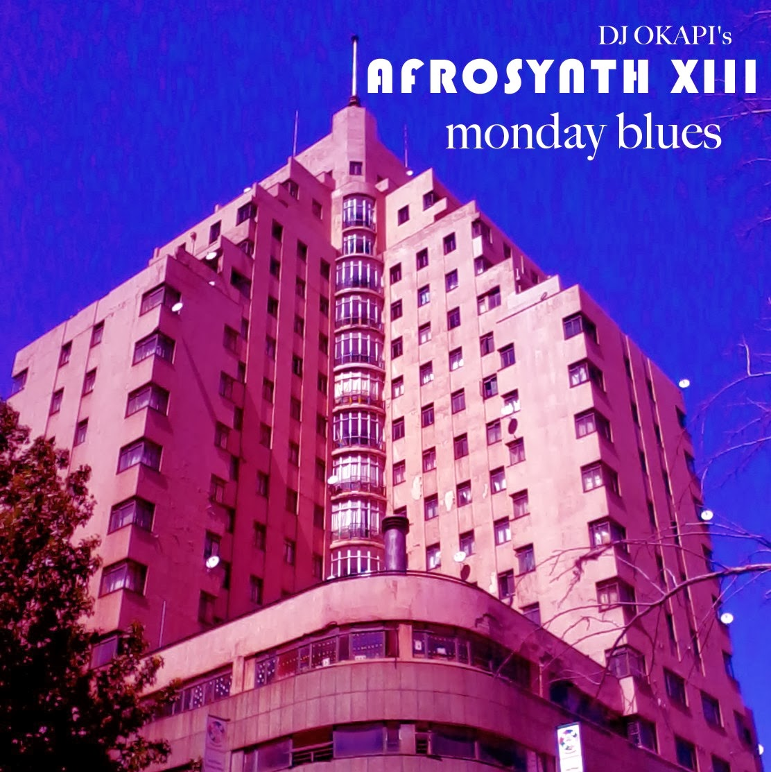 #13: MONDAY BLUES