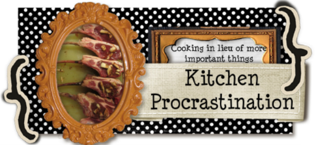 Kitchen Procrastination