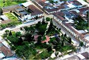Ubicación municipio La Argentina: El municipio de La Argentina se halla . vista aerea del municipio de la argentina huila colombia