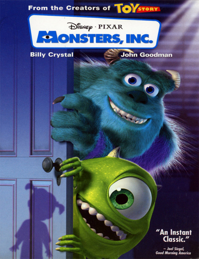 Ver Monsters, Inc. (Monstruos SA) (2001) Online