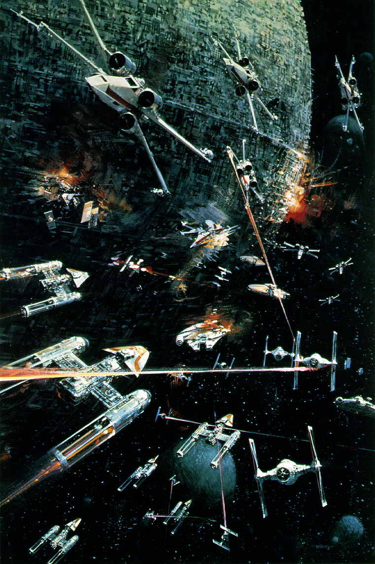 SCIFI WARGAMERS: Bizzare Star Wars Posters.