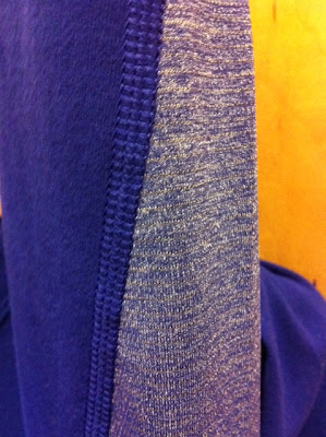 lululemon back on track long sleeve baselayer: height=