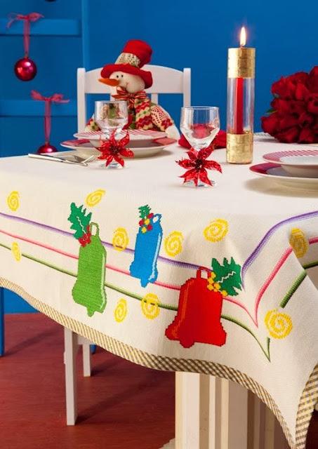 Ideas para Decorar la Casa en Navidad Natal Christmas by artesydisenos.blogspot.com