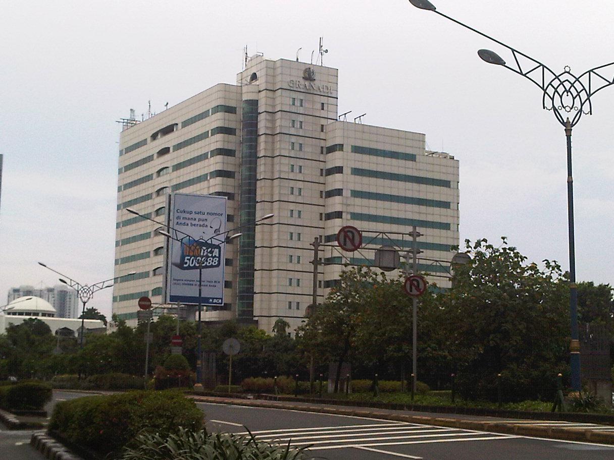 gedung granadi jakarta kantor 13 floors skyscrapercity