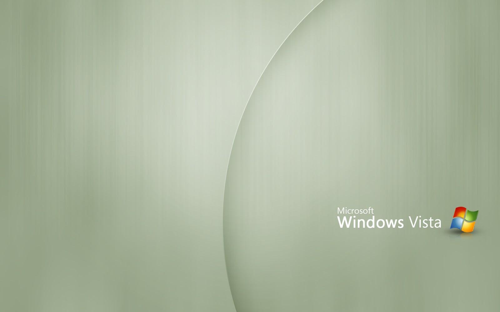 Group Of Microsoft Windows Vista Wallpapers