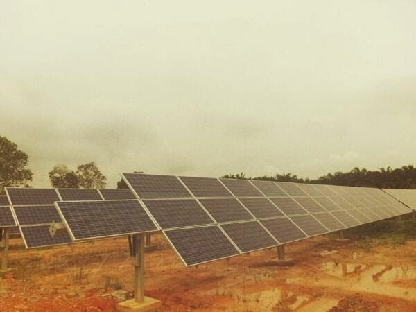 Solar Farm Malaysia at This Solar Farm