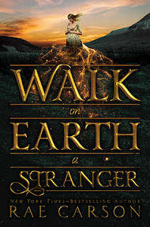 Walk on Earth a Stranger book cover