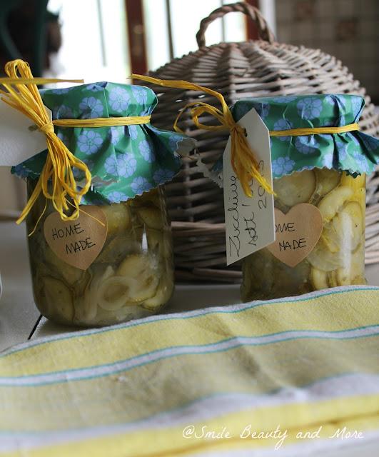 zucchine sott' olio