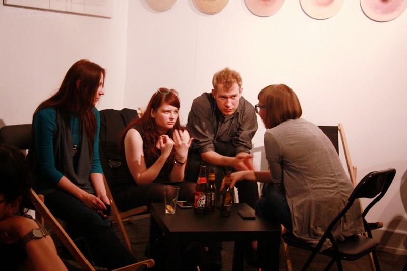 urodzinowe spotkanie Geek Girls Carrots Łódź, networking, spotkanie, rozmowy